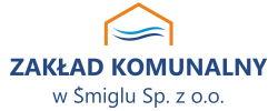 Logo Zakładu Komunalnego w Śmiglu